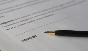 Signing an Engagement Letter
